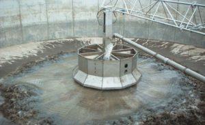 Innovative Spültechnik mit Wasserkraft