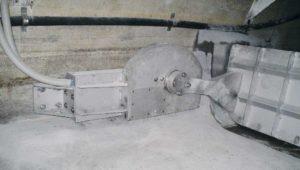 HydroGuard-Kanalspüler mit Pneumatikantrieb