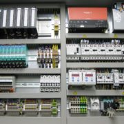 Individual control cabinet design with international wire labelling
