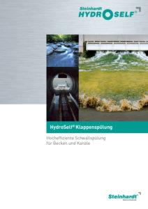 Flyer HydroSelf Klappenspuelung Titel
