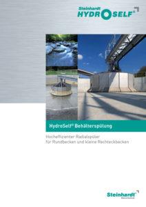 Flyer HydroSelf Rundbeckensp Titel