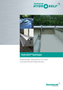 Flyer HydroSelf Spuelkippe Titel