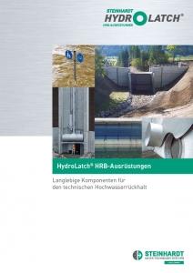 Flyer HydroLatch HRB Titel