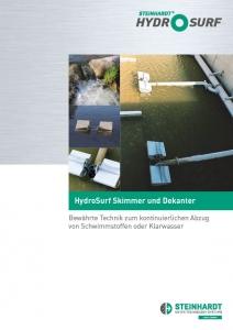 Flyer HydroSurf Titel