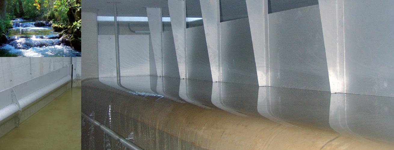 HydroBoard Tauchwände
