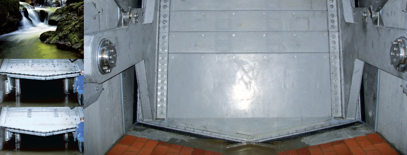 HydroGuard Spuel- und Stauschütz