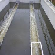 HydroMESI STATIC in einem kompakten Betonbauwerk