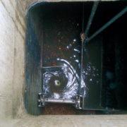 HydroSpin im Regenüberlaufbecken