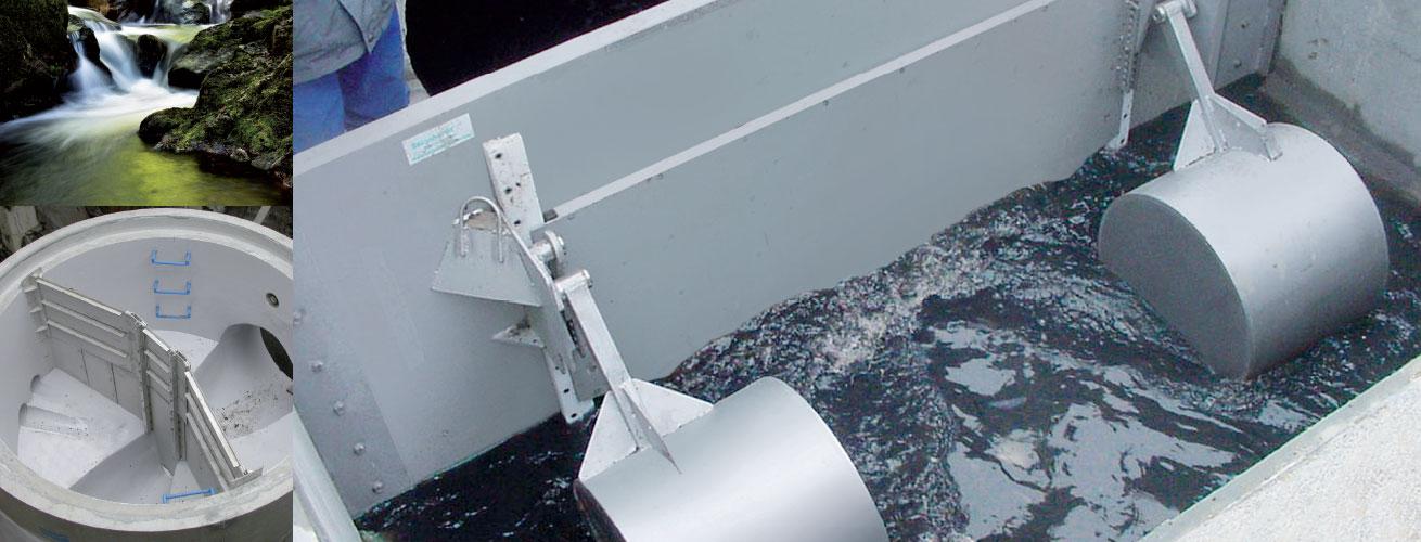 HydroStyx Abflussbremse