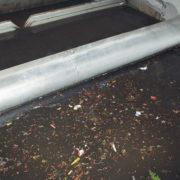 HydroSwitch Abwasserweiche mit schwimmender Tauchwand