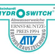 HydroSwitch Erfinderauszeichnung