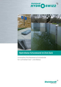 Flyer HydroSwizz Titel