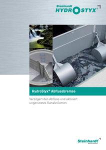 Flyer HydroStyx Titel